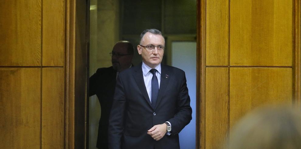 Ministro de Educación rumano, designado premier provisional