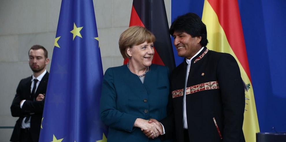 Los más influyentes del mundo: Putin, Merkel y Obama