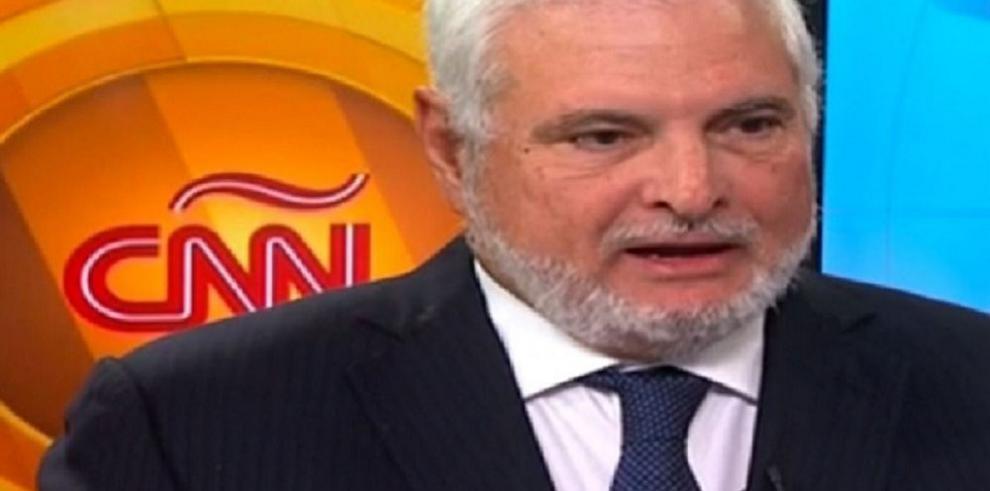 """Martinelli: """"volveré en el momento indicado"""""""