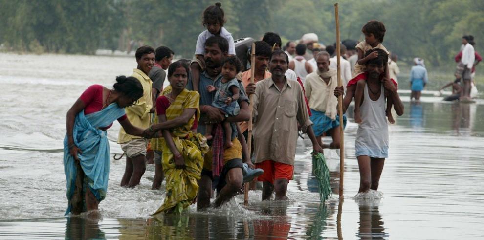 Al menos 19 muertos por fuertes lluvias en el sur de la India