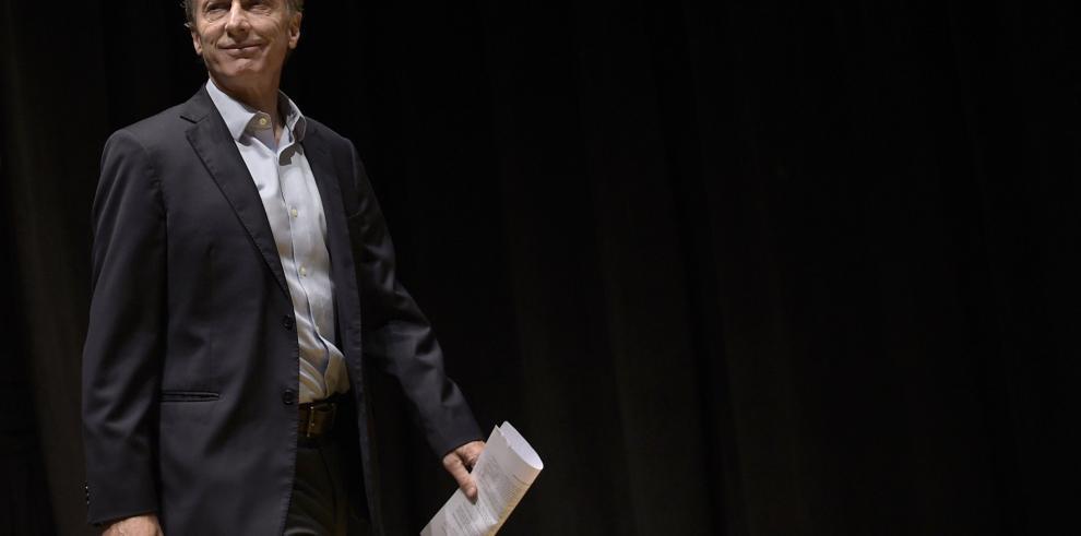 Macri se mantiene como favorito para la Presidencia argentina