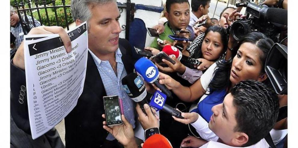 Jimmy Papadimitriu termina declaración jurada por caso de radares