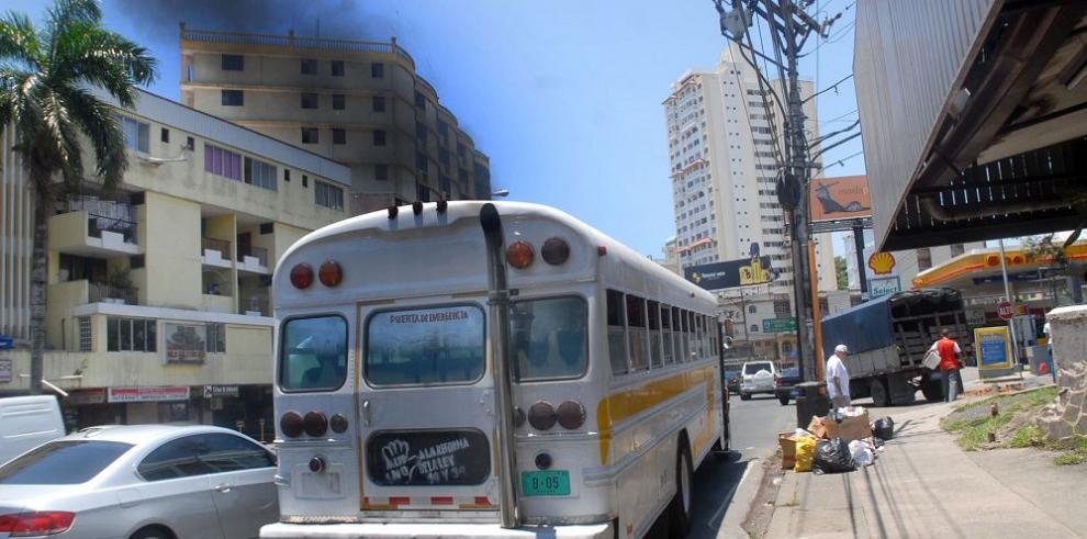 Panamá, una ciudad capital que crece a su cuenta y riesgo