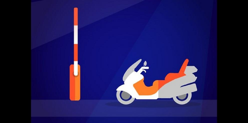 Se permitirá el tránsito de motos por corredores sin cobro de peaje
