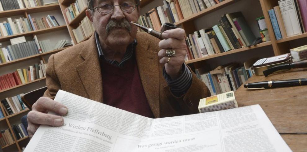 Muere el Premio Nobel de Literatura alemán Günter Grass