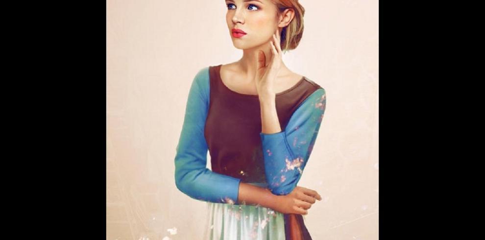 Así serían las princesas de Disney si fueran de carne y hueso