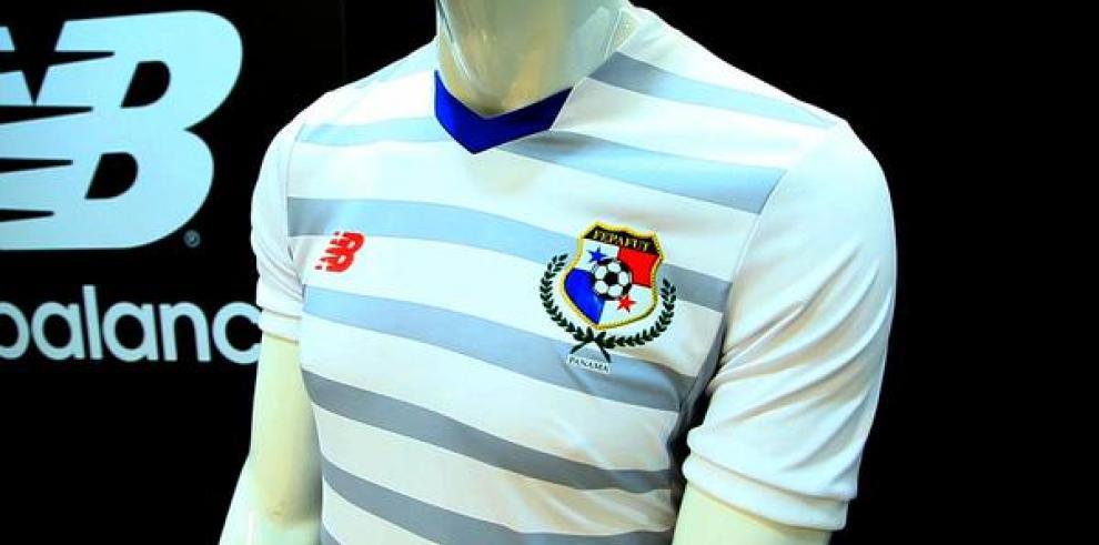 La selección de Panamá tiene nueva camiseta de la marca New Balance