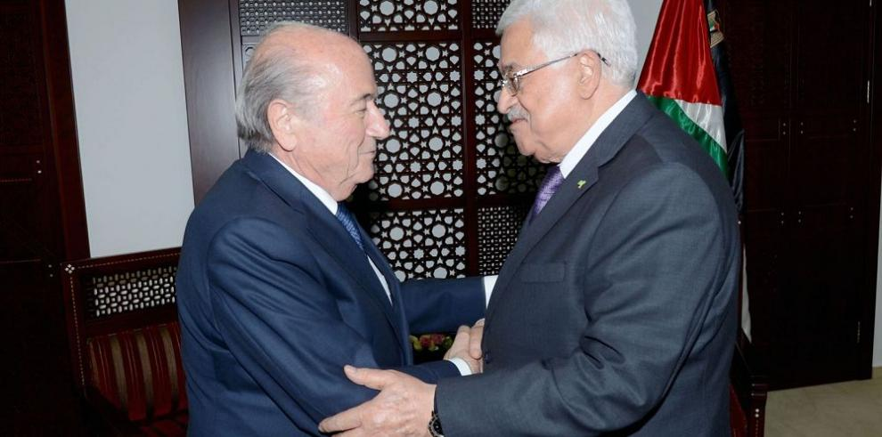 Palestina se niega a jugar contra Israel