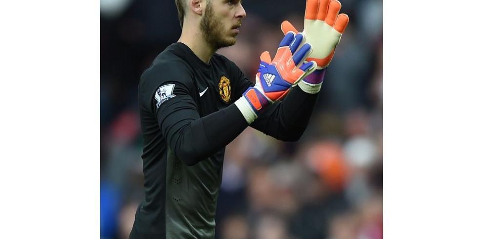 De Gea, un año brillante con Manchester United