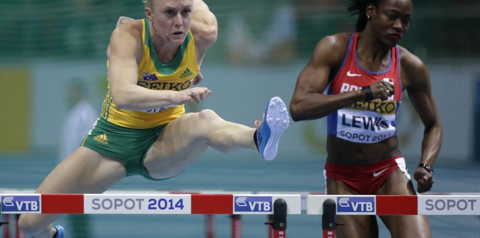 Panameña Lewis se clasifica a los Juegos Olímpicos 2016