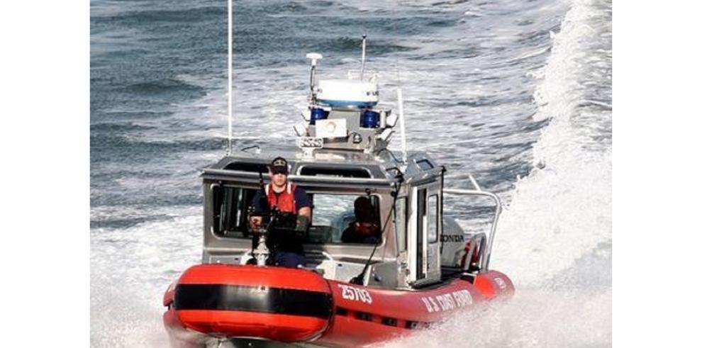 Guardia costera de EEUU rescata a casi 120 dominicanos