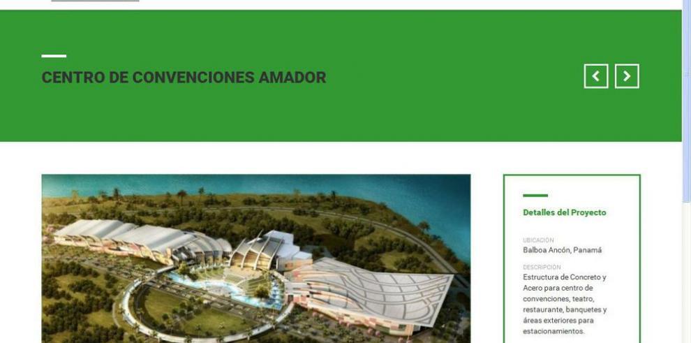 Cocige y CCA culminarán obras del centro de convenciones