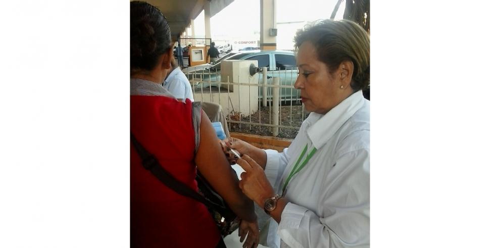 MINSA celebra Día Mundial de la Salud con jornada de vacunación