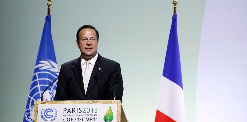 Panamá propone esfuerzo para la lucha contra la deforestación