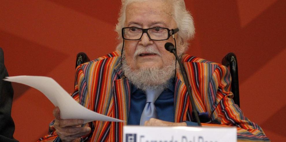 Las ocho décadas del incansable Fernando del Paso