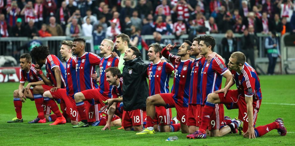 Bayern Múnich logra su 25º título en la liga alemana