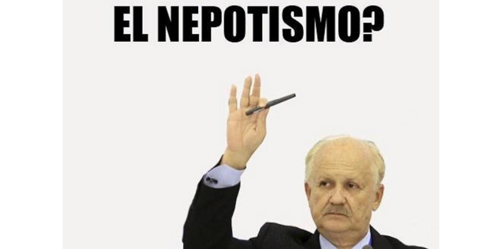 Memes del magistrado Erasmo Pinilla ante acusaciones de nepotismo