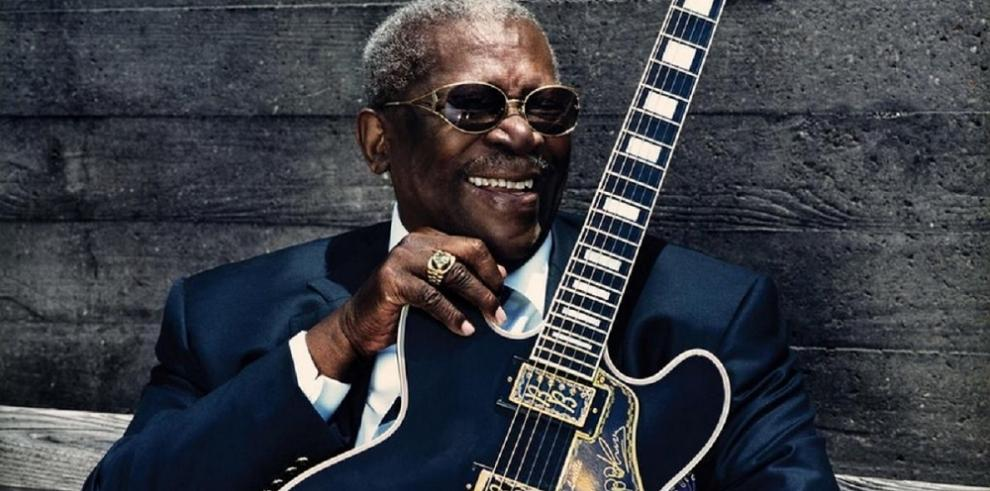Fallece la leyenda del blues B.B. King