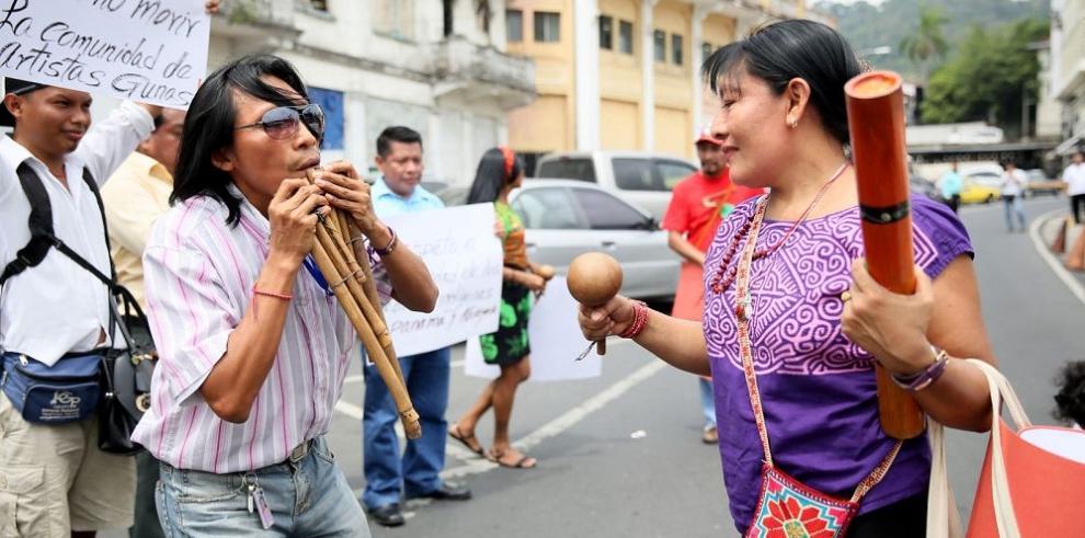 Indígenas presentan su plan de desarrollo