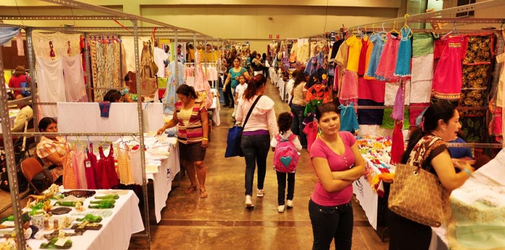 Feria de Artesanías espera recibir 30 mil visitantes en Panamá
