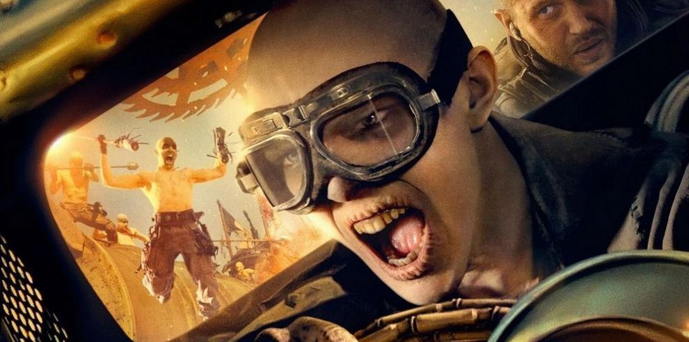 """Más acción, más locura, más """"Mad Max"""""""