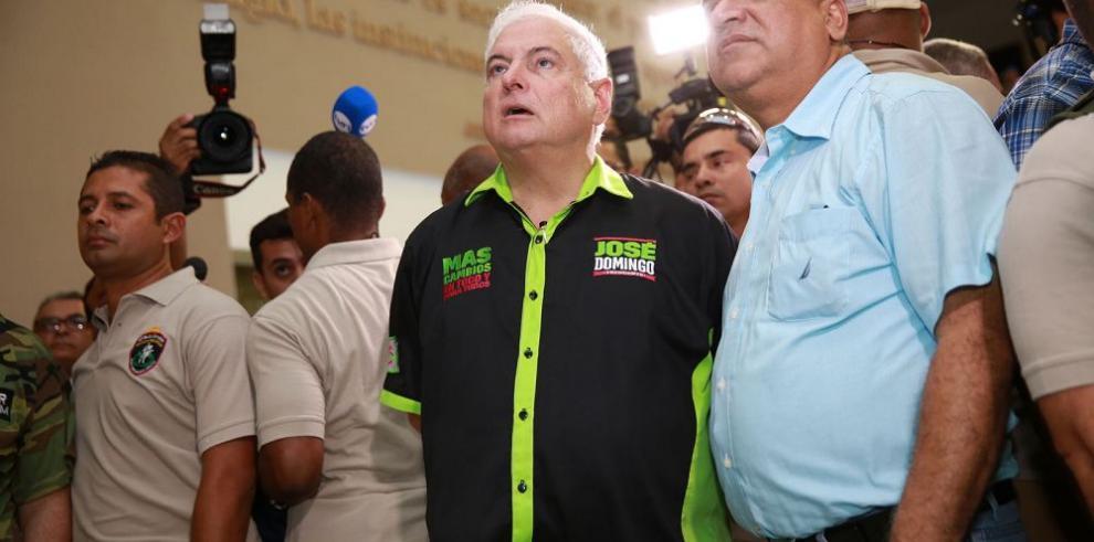 """Camacho pide dejar la """"persecución oficialista"""""""