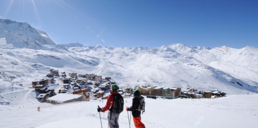 Cinco muertos y dos desaparecidos por un alud en los Alpes franceses