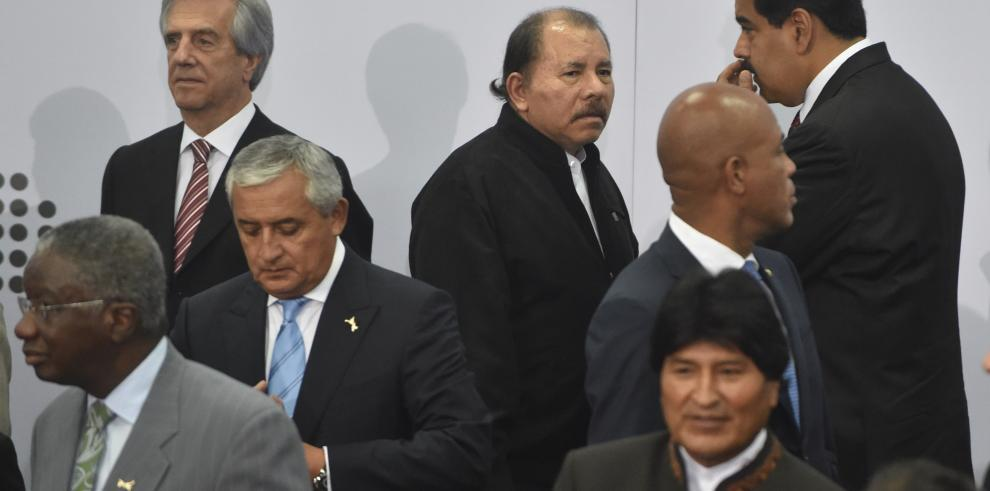 Ortega culpa a EE.UU. de no haber declaración de Cumbre