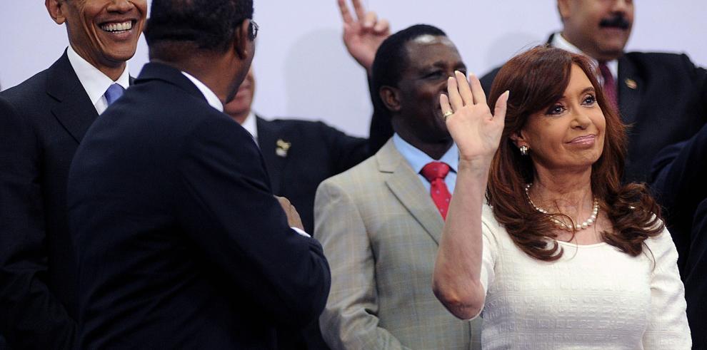 Obama y Maduro sostienen reunión en la VII Cumbre de las Américas