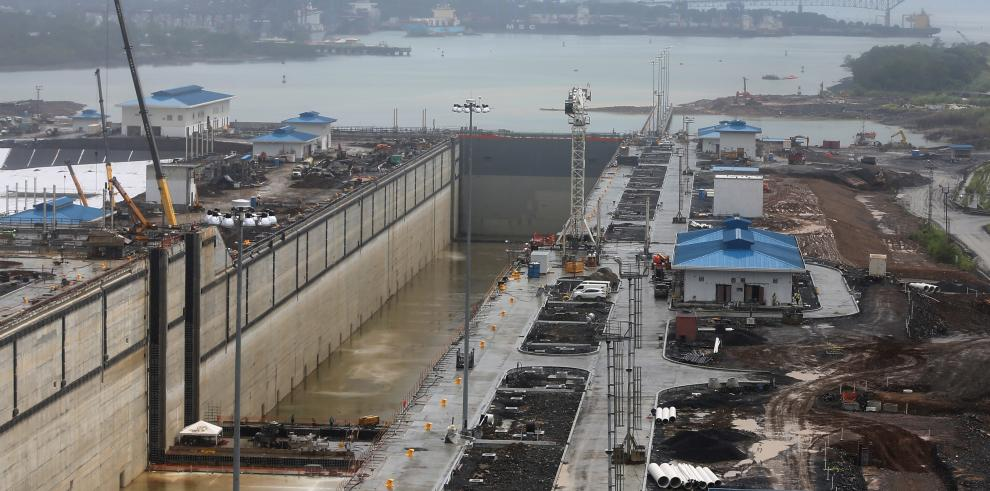 ACP mantiene el mes de abril para inauguración del Canal