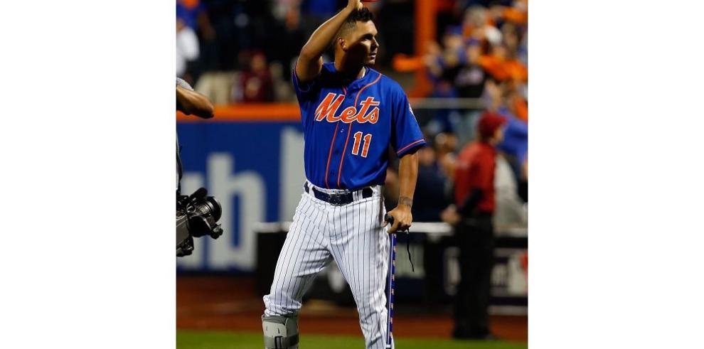 Rubén Tejada insta a los Mets a ganarle a los Dodgers