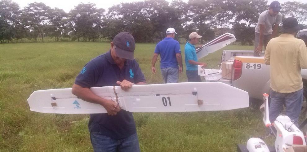 Vigilarán áreas protegidas con drones