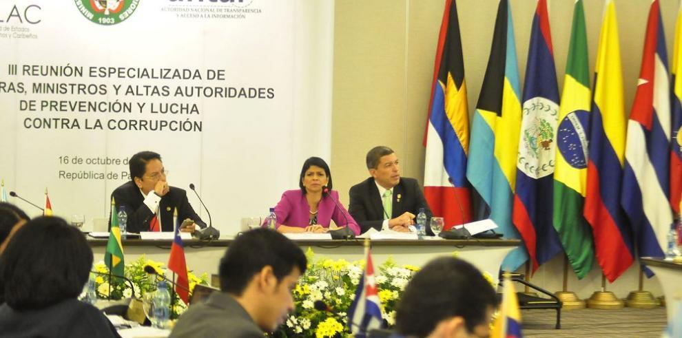 Panamá aspira a ser sede de la Conferencia Anticorrupción 2016