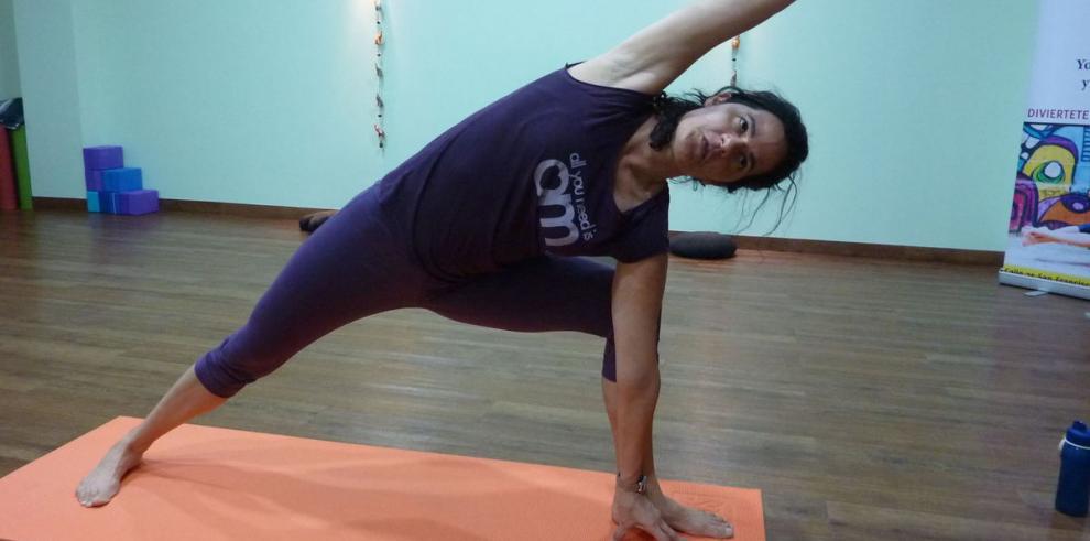 Yoga para los que practican deporte