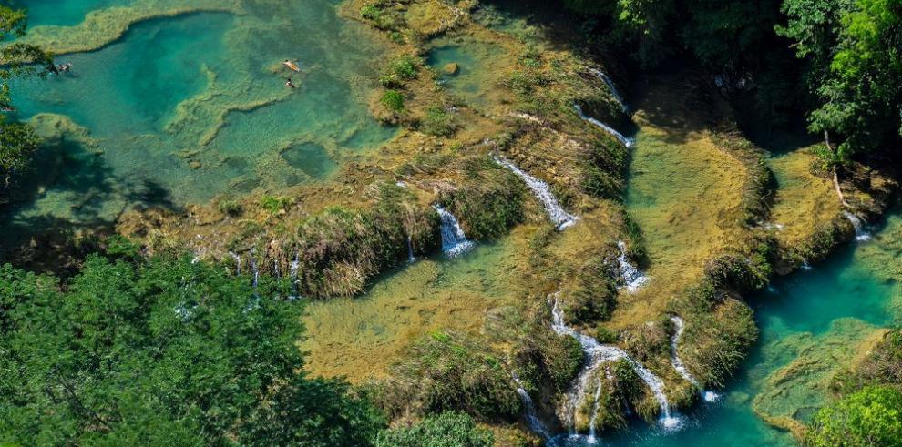 Ocho piscinas naturales para visitar durante el verano