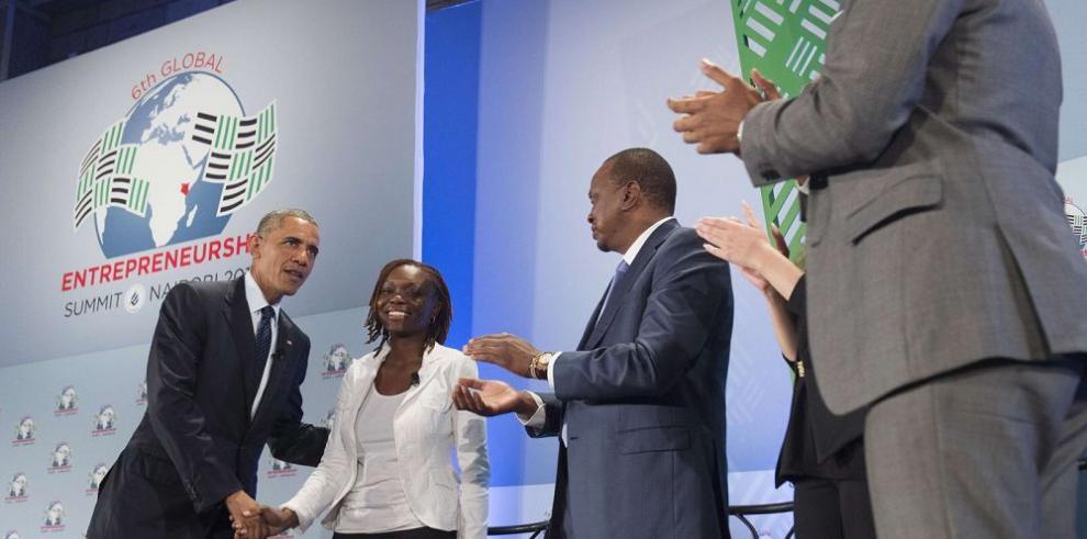 Obama inaugura la Cumbre de Emprendedores