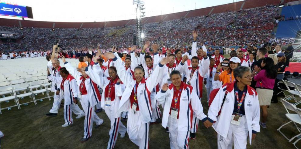 Delegación de 38 panameños en Mundial de Olimpiadas Especiales