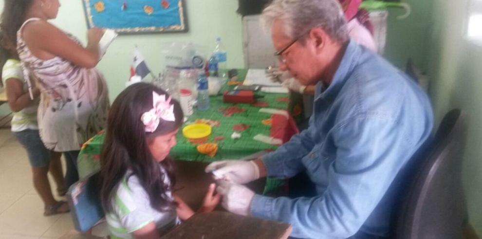 Realizan jornada de salud en San Miguelito