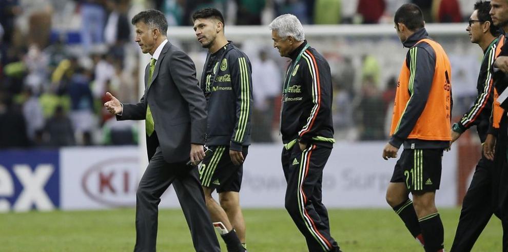 Osorio dice que México fue consistente y le faltó eficacia