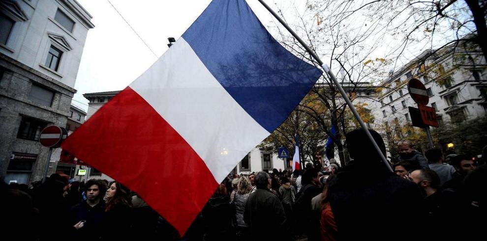 """La """"tempestad"""" de Occidente empezó en París"""