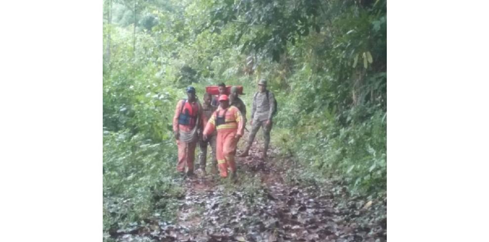 Rescatan a turistas en la zona montañosa del Parque Soberanía