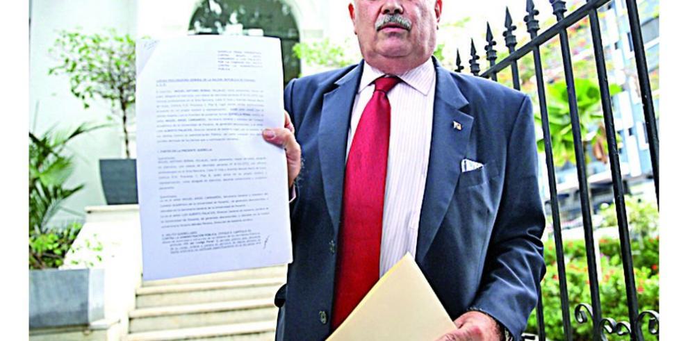 Bernal acusa a la ACP de no ser transparente