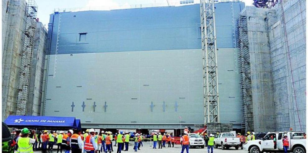 ACP reitera que el Canal Ampliado se entegará en abril de 2016