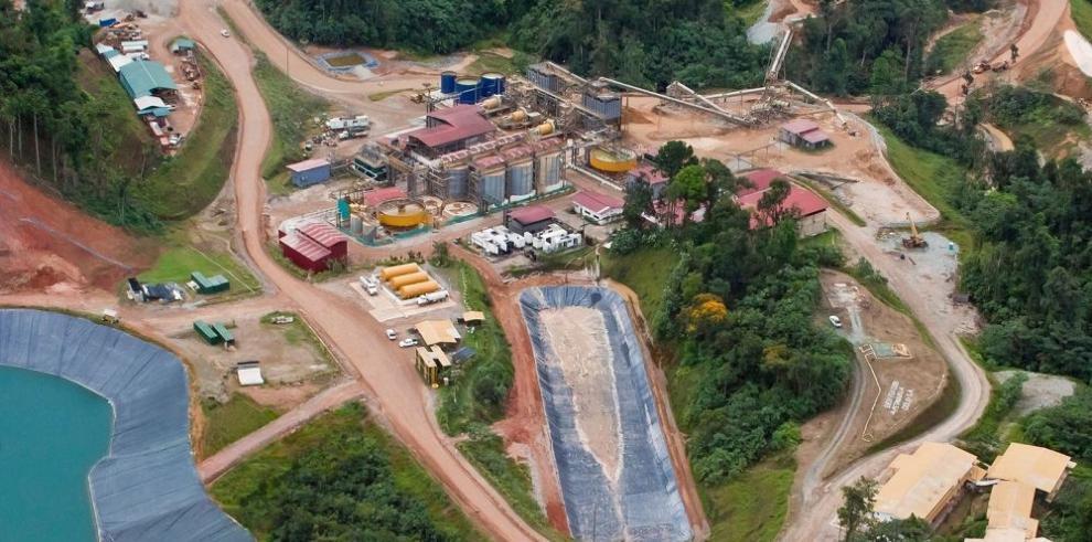 El emisario de Martinelli en Petaquilla Minerals Ltd.