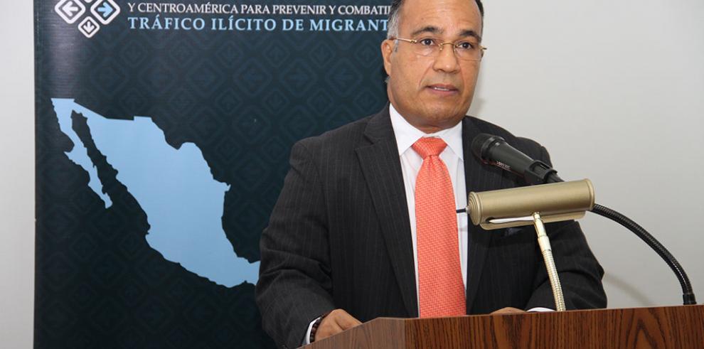 Panamá es vulnerable al tráfico de migrantes, dice secretario del MP