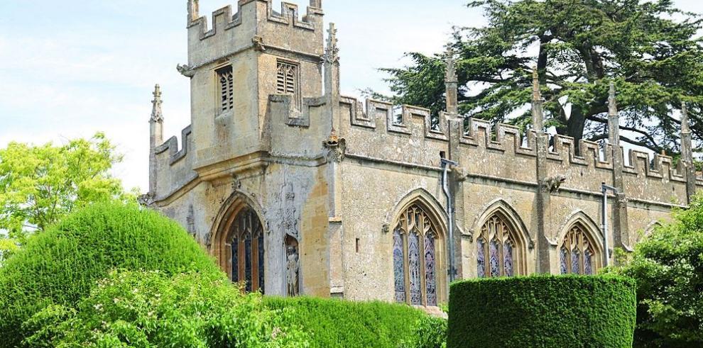 El palacio de Enrique VIII en Hampton Court cumple 500 años