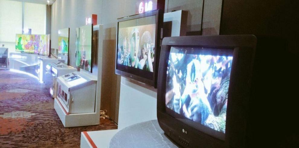 LG presenta nueva línea de televisores OLED en Panamá