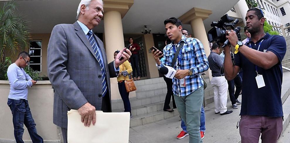 En la Corte reposan quince denuncias contra Ricardo Martinelli