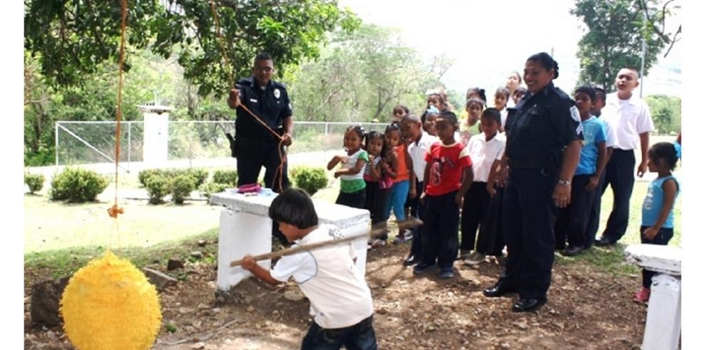Policía Nacional realiza jornada de prevención
