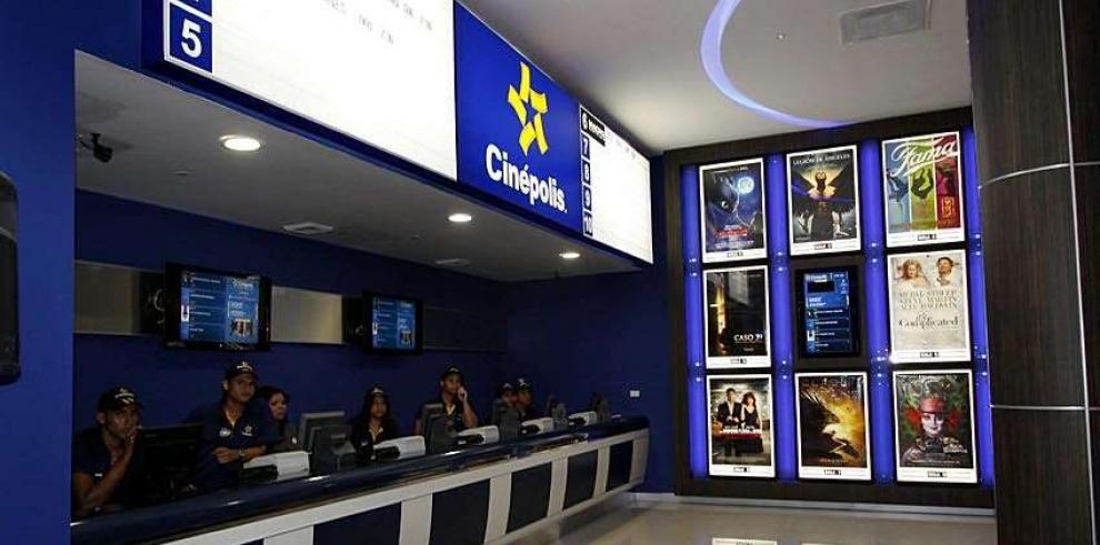 Cinépolis invierte 6 millones de dólares en 7 salas en Panamá